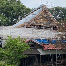 本堂改修工事報告2020086
